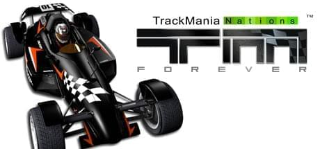 Obrázek ze hry TrackMania Nations Forever